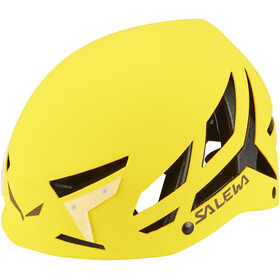 SALEWA Vayu Helm yellow